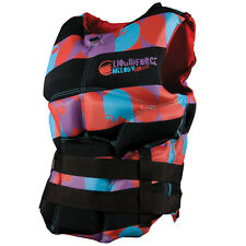 Liquid Force 2012 Melody (Black) Women's CGA Life Jacket