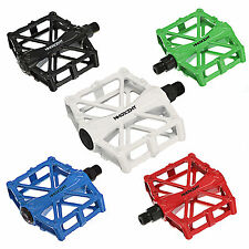 Bike Bicycle Pedals Universal For Mountain Bike MTB Road Bike Fixed Gear 1 Pair