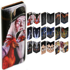 For Lumia 950XL 950 650 640 - Harry Potter Print Flip Wallet Phone Case Cover