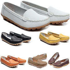 6 Color Womens Fashion Slip On Loafers Moccasin Ballet Dolly Office Pumps Shoes