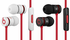 Authentic Beats by Dr. Dre urBeats In-Ear Headphones - Black/Red & White/Red