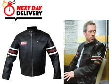 **SALE** Hugh Laurie House MD Dr. Gregory Real Grade A Leather or Faux Jacket