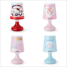 JAPAN SANRIO HELLO KITTY MY MELODY CINNAMOROLL FOLDING COLOR CHANGE ROOM LIGHT