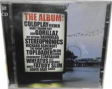 USED - The Album - Coldplay, Gorillaz, Stereophonics - CD (E.K)