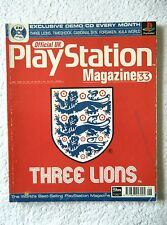 30757 Issue 33 Official UK Playstation Magazine 1998