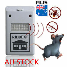 Electronic Ultrasonic Pest & Rodent Control Mosquito Animal Mouse Rat Repeller