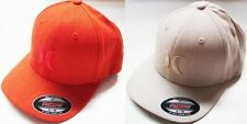 "HURLEY SOUTH SIDE CURVED BRIM FLEXFIT HAT CAP BRAND NEW ""U PICK SIZE/COLOR"""