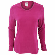 ProClimate Womens/Ladies Thermal Long Sleeve V-Neck Top