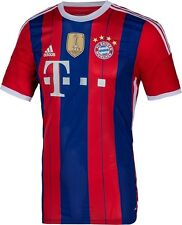ADIDAS BAYERN MUNICH AUTHENTIC ADIZERO HOME JERSEY 2014/15.