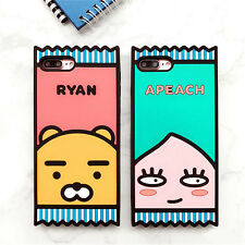For iPhone 7 7Plus 6S Cute Ryan Milk Candy Drink Rubber Silicone Soft Case Cover