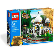 LEGO Orient Expedition Scorpion Palace (7418)