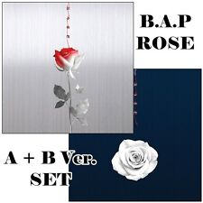 [SET] B.A.P BAP - ROSE (6th Single Album) [CD+Photobook+Photocard...]