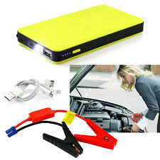 12V 20000mAh Multi-Function Car Jump Starter Power Booster Battery Charger HotFY