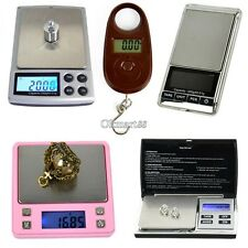 New Mini 200g x 0.01g Jewelry Gram Digital Balance Weight Digital Scale OK