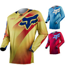 Fox Racing 360 Flight Mens Motocross Jersey