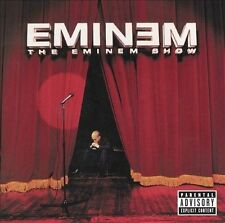 The Eminem Show [PA] by Eminem (CD, May-2002, Aftermath) EUC