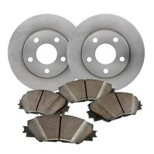 Rear Premium Quiet Technology Brake Rotors & Low Dust Ceramic Pads MAXMBKK36914