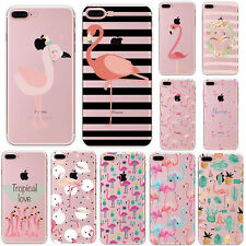 New Animal Birds Funny TPU Soft Protective Phone Case For iPhone 5s 6 6S 7 Plus