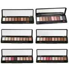 Pro 10 Colors Shimmer Matte Eyeshadow Makeup Cosmetic Eye Shadow Shade Palette