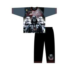 Boys Star Wars Pjs Pyjamas Sleepwear pajamas 4 5 6 7 8 9 10 years kids Darth Vad