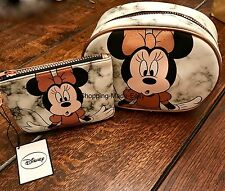 Minnie Mouse MAKE UP BAG/Minnie Mouse PURSE PRIMARK LEATHERETTE CUTE FUN HOLIDAY