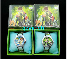 New 5/10/20/30 PCS Ben Kid's Cartoon Watches W/Gift boxes Wholesale