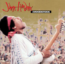 Jimi Hendrix : Woodstock CD (1994)