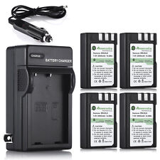 EN-EL9 EN-EL9a MH-23 Battery for Nikon D40 D40X D60 D3000 D5000 S6400 + Charger