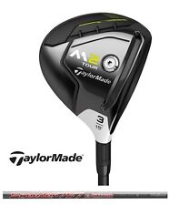 New 2017 Taylormade Golf M2 Tour Fairway Wood Fujikura Speeder 757 Evo TS Right