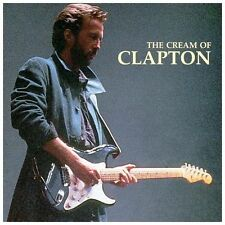 The Cream of Clapton by Eric Clapton (CD, 1995, Polydor/Chronicles)