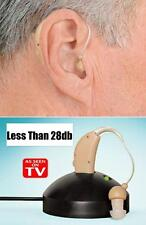 New BEST Hearing Aids Personal Sound Voice Amplifier Behind The Ear  R8