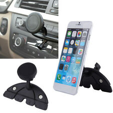 New Car CD Player Slot Magnetic Mount Holder Stand For Cell Phone GPS MP3 lot R8