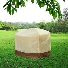 Premium Heavy Duty Waterproof BBQ Cover Garden Patio Barbecue Grill Protection