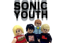 SONIC YOUTH KIDS/CHILDRENS T SHIRT