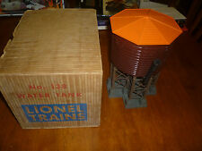 Vintage Postwar Lionel #138 Operating Water Tower in Original Box