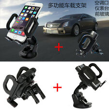 Vogue -MD270 Car Windshield + Air Vent Holder Mount Stand For Call Phone Sony