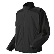 New! FootJoy HydroLite Rain Jacket Zip-Off Sleeves - S,M,L,XL, 2XL - Black