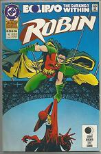 Robin Annual 1992 #1, Vintage DC Comic book annual