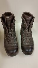 Altberg Defender Brown British Army Issue Vibram Sole Combat Boots