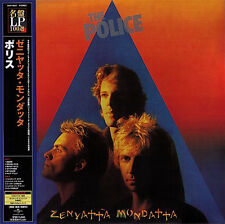 Police, Zenyatta Mondatta (USM Japan 200 G. LP OBI) UIJY-9027 /factory sealed/