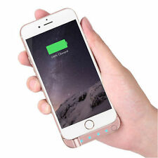 10000mAh External Battery Charger Cover Power Case For Apple iPhone 6, 6S and 7