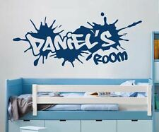Graffiti Name Personalised Wall Sticker Decal Art Inspirational Vinyl