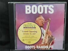 BOOTS RANDOLPH SAXOPHONE Yakety Sax  20 Song CD COMPACT DISK JAZZ MUSIC New