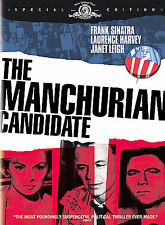 The Manchurian Candidate.  DVD.  Sealed.