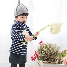 Steeple Beanie Spring Baby Pointy Cap Wool Winter Unisex Toddlers Hat