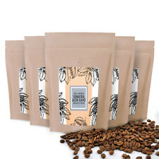 Authentic Sumatra Gayo Coffee Green Beans Roasted Ground 2.2lbs EXPRESS SHIPPING
