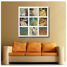 Alonline Art - POSTER Or STICKER Decals Vinyl Kiss Lady Fan Trees Collage 9