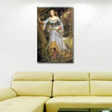 Alonline Art - POSTER Or STICKER Decals Vinyl Ophelia Waterhouse Wall Decor