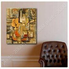 POSTER Or STICKER Decals Vinyl Violin And Grapes Pablo Picasso Wall Decor
