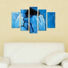 POSTER Or STICKER Decals Vinyl Blue Nude Pablo Picasso 5 Panels Art